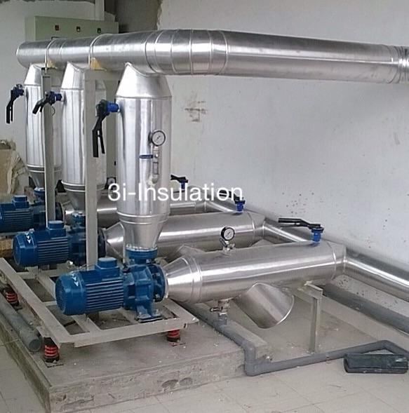 Kỹ thuật đổ foam Pu & Cladding Tôn, ALU, Inox